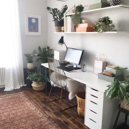 Student plants We heart it 1 262x262 8 decorating tips to create your ideal student room